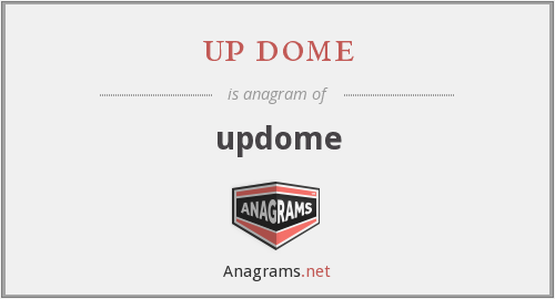 up dome - updome