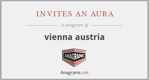 invites an aura - vienna austria