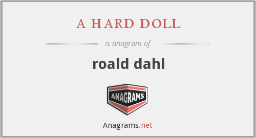 a hard doll - roald dahl