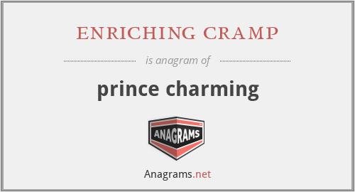 enriching cramp - prince charming