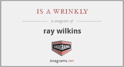 is a wrinkly - ray wilkins