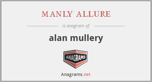 manly allure - alan mullery