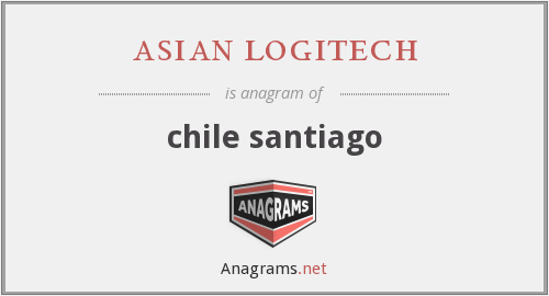 asian logitech - chile santiago