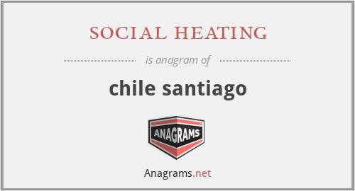 social heating - chile santiago