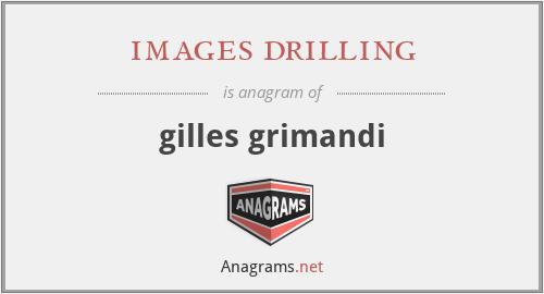 images drilling - gilles grimandi