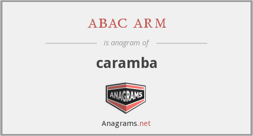 abac arm - caramba