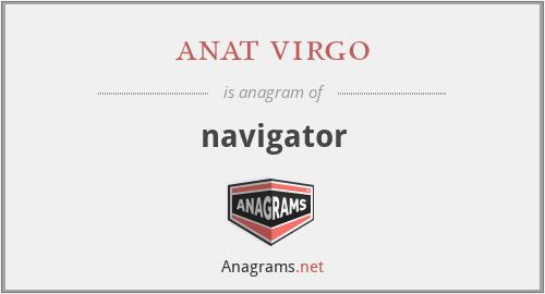 anat virgo - navigator