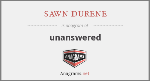 sawn durene - unanswered