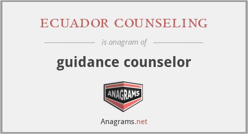 ecuador counseling - guidance counselor