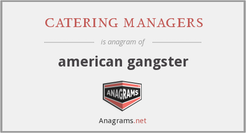 catering managers - american gangster