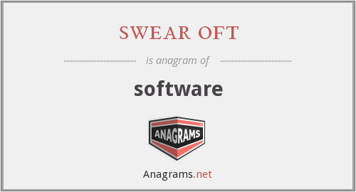 swear oft - software