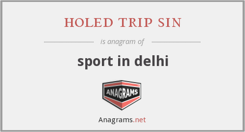 holed trip sin - sport in delhi