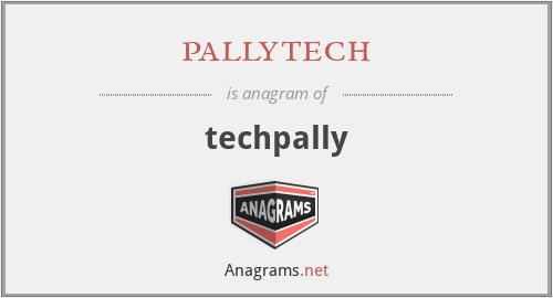 pallytech - techpally