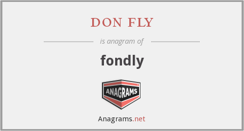 don fly - fondly